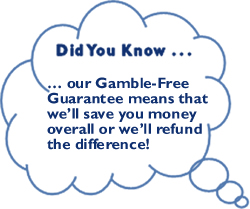 Gamble-Free guarantee at Software-Matters.